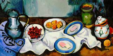 GoogleDoogle Cézanne
